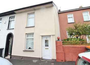 Thumbnail 2 bed terraced house for sale in Albert Avenue, Newport