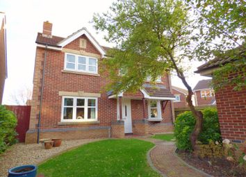 Thumbnail 4 bed detached house for sale in Calluna Close, Wick St. Lawrence, Weston-Super-Mare