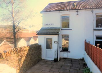 Thumbnail 2 bed cottage for sale in Blanche Terrace, Pontypridd