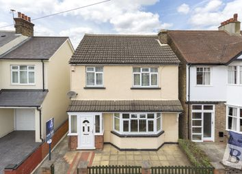 Thumbnail 3 bedroom detached house for sale in Campbell Road, Gravesend, Kent