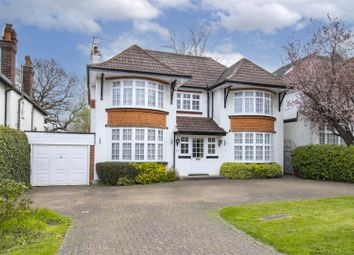 Thumbnail 5 bed property for sale in Deacons Hill Road, Elstree, Borehamwood
