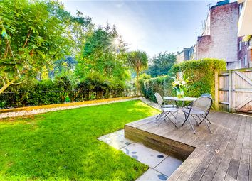 Thumbnail 3 bed flat for sale in Philbeach Gardens, Earls Court, London