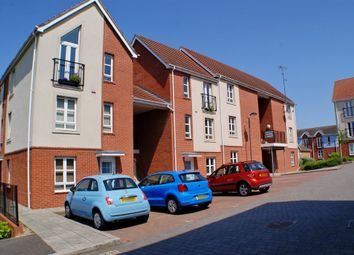 Thumbnail 1 bed flat for sale in Stark Way, Lincoln