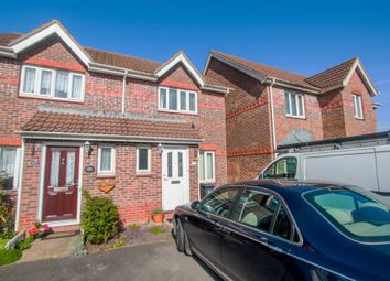 Thumbnail 2 bed semi-detached house to rent in Callon Close, Worthing