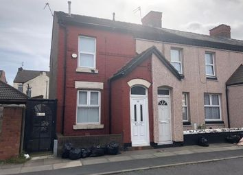 Thumbnail 2 bedroom terraced house for sale in 86 Dryden Street, Bootle, Merseyside