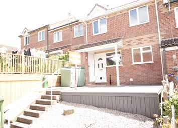 Thumbnail 1 bedroom terraced house for sale in Canterbury Drive, Whitleigh