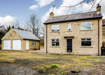 Thumbnail 3 bed detached house for sale in Leeds Road, Bradley, Huddersfield, West Yorkshire