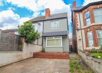 4 bed semi-detached house for sale in Thorneywood Rise, Thorneywood, Nottingham NG3