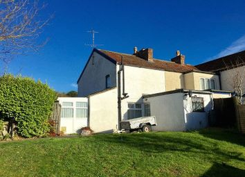 Thumbnail 2 bed terraced house for sale in Challow Drive, Milton, Weston-Super-Mare