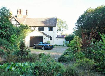 Thumbnail 2 bed semi-detached house for sale in Upper Chobham Road, Camberley