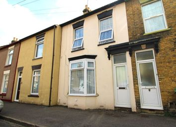 Thumbnail 3 bed terraced house for sale in Newcomen Road, Sheerness
