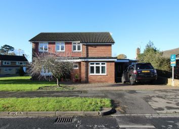 Thumbnail 3 bed flat for sale in Rosehill Park, Emmer Green, Reading
