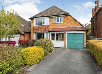 Thumbnail 3 bed detached house for sale in Blackdown Road, Knowle, Solihull