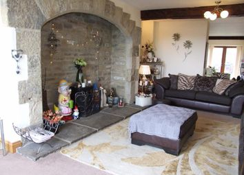 Thumbnail 5 bedroom barn conversion for sale in Denholme House Farm Drive, Denholme, Bradford
