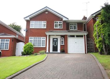 Thumbnail 4 bed detached house for sale in Kenilworth Close, Woolton, Liverpool