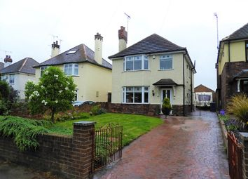 Thumbnail 4 bed detached house for sale in Mansfield Road, Warsop, Mansfield