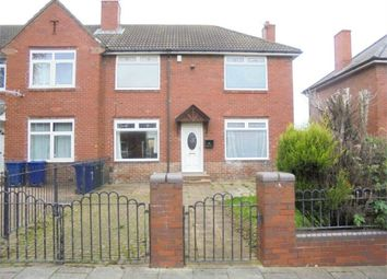 Thumbnail 3 bedroom semi-detached house for sale in Cross Bank Road, Newcastle Upon Tyne, Tyne And Wear