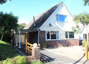 Thumbnail 4 bed detached house for sale in Plunch Lane, Mumbles, Swansea