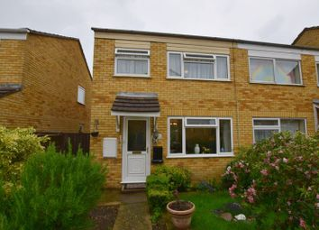 Thumbnail 3 bed terraced house for sale in Golden Drive, Eaglestone, Milton Keynes