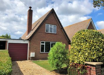 Thumbnail 3 bed detached house for sale in May Crescent, Holbury, Southampton