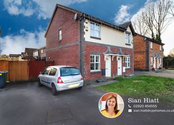 2 bed semi-detached house for sale in Hawker Close, Cardiff CF24