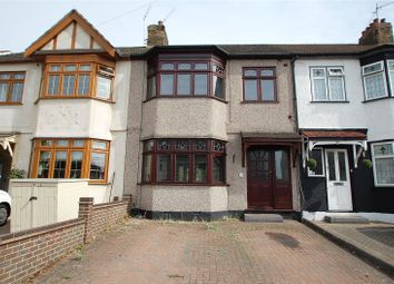 Thumbnail 3 bed terraced house for sale in Cheviot Road, Hornchurch