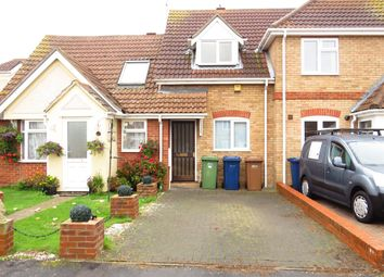 Thumbnail 1 bed terraced house for sale in Ingoldsby Close, March