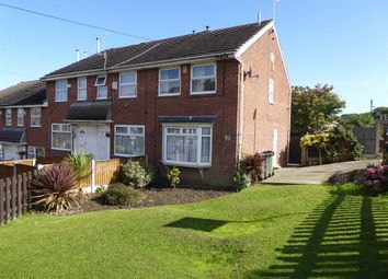 Thumbnail 3 bed end terrace house for sale in Highfield Crescent, Wortley, Leeds, West Yorkshire