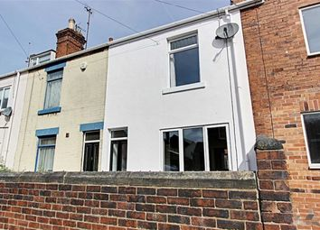 Thumbnail 2 bed terraced house for sale in Sterland Street, Brampton, Chesterfield, Derbyshire