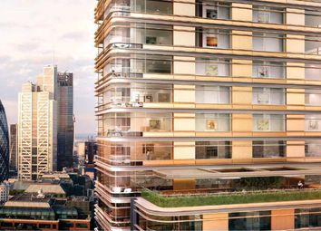 Thumbnail 2 bed flat for sale in Principal Tower, City