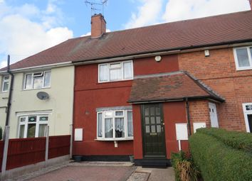 Thumbnail 2 bed terraced house for sale in Allendale Avenue, Aspley, Nottingham