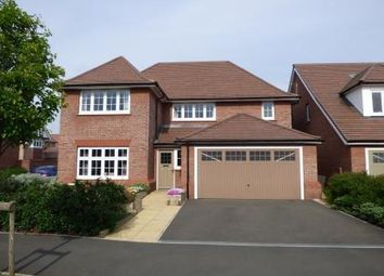 Thumbnail 4 bed detached house to rent in Bridge Keepers Way, Hardwicke, Gloucester