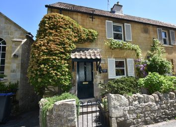 Thumbnail 2 bed semi-detached house for sale in Middle Stoke, Limpley Stoke, Bath