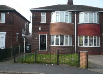 Thumbnail 3 bed semi-detached house to rent in Earlston Drive, Bentley, Doncaster, South Yorkshire