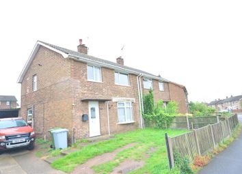 Thumbnail 3 bed semi-detached house for sale in Whitewater Road, New Ollerton, Newark