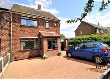 Thumbnail 2 bed semi-detached house for sale in Welbury Road, Wythenshawe, Manchester