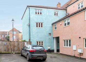 Thumbnail 3 bedroom town house for sale in Quayside, Norwich