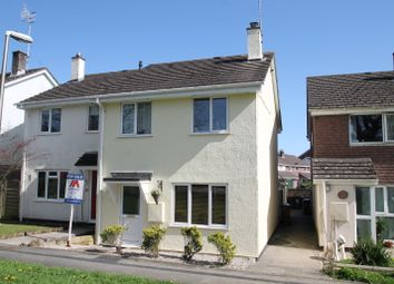 Thumbnail 3 bed semi-detached house for sale in Deer Park, Ivybridge