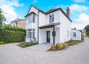 Thumbnail 4 bed detached house for sale in Cambridge Road, Great Shelford, Cambridge