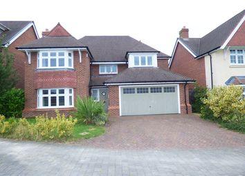 Thumbnail 4 bedroom detached house for sale in Poole Avenue, Buckshaw Village, Chorley