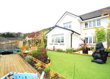 Thumbnail 5 bed detached house for sale in Mary Slessor Wynd, Rutherglen, Glasgow