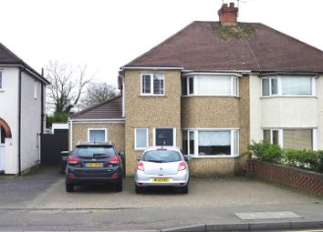 Thumbnail 4 bed semi-detached house for sale in Kingston Road, Ewell, Epsom