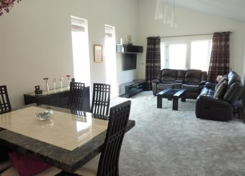 Thumbnail 3 bed end terrace house for sale in Holyrood Drive, Houghton Regis, Dunstable