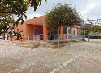 Thumbnail 3 bed finca for sale in La Canalosa, Hondón De Las Nieves, Alicante, Valencia, Spain