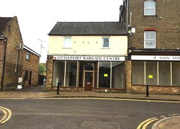 Thumbnail Retail premises to let in 9 Main Street, Littleport, Cambridgeshire