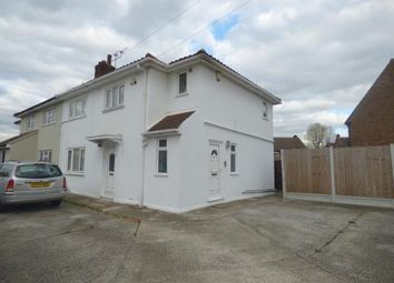 Thumbnail 1 bedroom maisonette for sale in Evansdale, Rainham
