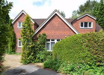 Thumbnail 4 bed detached house for sale in Smallridge, Newbury, Berkshire