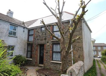 Thumbnail 2 bedroom end terrace house for sale in Lower Pengegon, Camborne, Cornwall