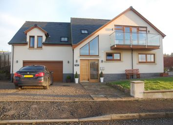Thumbnail 4 bed detached house for sale in Isle View, 26 Rossway Road, Kirkcudbright