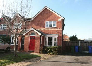 Thumbnail 4 bed semi-detached house to rent in Petworth Close, Manchester